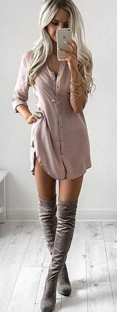 Need this outfit #Clothes #FallOutfit #Boots