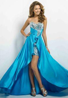 Modernos vestidos de graduación para jovencitas | Moda para fiesta
