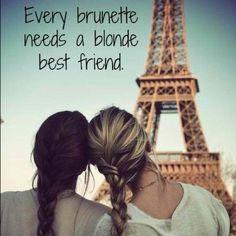 Blondes and Brunnettes @Kelly Teske Goldsworthy Teske Goldsworthy Nelson