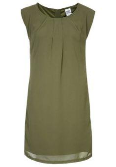 Vero Moda - Blusekjoler - oliven