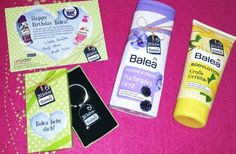 20 Jahre Balea, die dm-Marke hat Geburtstag. Zum Geburtstag gab es eine Überraschung. Für mich wieder zwei neue Produkte, deren Duftrichtung mich neugierig macht. Testen und vorstellen werde ich di...