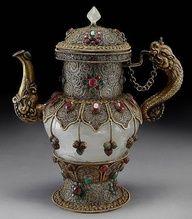 antique teapots - Google Search