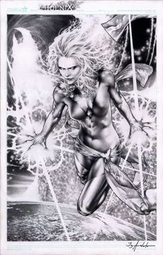 The Geeky Nerfherder: Cool Art: The Awesome Pencil Art Of Jay Anacleto