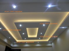 harga plapon gypsum per harapan jaya gypsum Kitchen Ceiling Design, Simple Ceiling Design, Plaster Ceiling Design, Gypsum Ceiling Design, Interior Ceiling Design, House Ceiling Design, Ceiling Design Living Room, Bedroom False Ceiling Design, Tv Wall Design