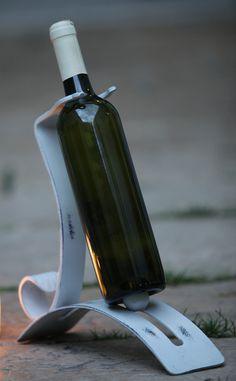dar pre vinára kovový stojan na vino 50 €