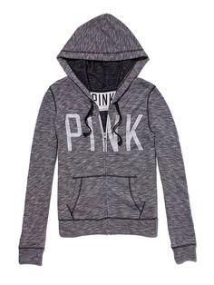 PINK Perfect Zip Hoodie #VictoriasSecret http://www.victoriassecret.com/pink/wear-now-looks-we-love/perfect-zip-hoodie-pink?ProductID=125828=OLS?cm_mmc=pinterest-_-product-_-x-_-x