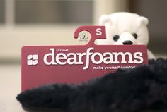 #Review #Dearfoams - Step-up with comfort from Feelinwow.com
