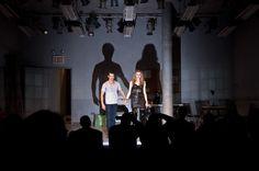 "Nina Arianda and Hugh Dancy Photo - ""Venus In Fur"" Broadway Opening Night - Arrivals And Curtain Call"