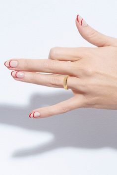 2 Party-Perfect Nail Ideas For The Holidays | Le Fashion | Bloglovin'