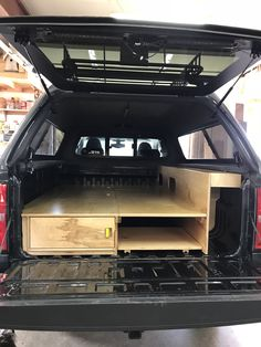 trendy Ideas for truck camper shell ideas tent Truck Canopy Camping, Truck Topper Camping, Pickup Camping, Truck Toppers, Truck Tent, Truck Shells, Truck Camper Shells, Suv Camper, Truck Bed Storage