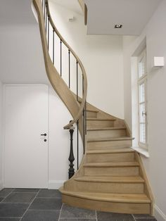 Eiken trappen - HoutAmbacht