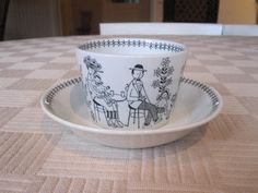 Tea Cups, China, Tableware, Dinnerware, Dishes, Tea Cup, Place Settings, Porcelain, Teacup