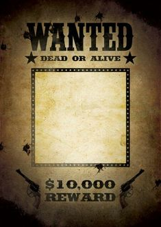 The Black Man You Are Wanted Dead or Alive  ! This not a game !