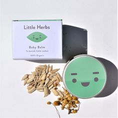 Baby Balm - for nappy rash and so much more! Barrier Cream, Cradle Cap, Eczema Relief, Skin Care Remedies, Healing Herbs, Baby Skin, Calendula, Skin Problems