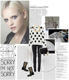 """21.11.2012."" by reka-hegyes ❤ liked on Polyvore"