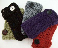 cutecrocs.com crochet mittens (21) #crocheting