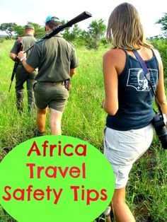 Africa Travel Safety Tips  Travel discounts: http://www.studentrate.com/School/Deals/Travel.aspx