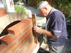 BrickWood Ovens - The Creagioli Family Wood Fired Brick Pizza Oven Wood Oven, Wood Fired Oven, Wood Fired Pizza, Oven Diy, Diy Pizza Oven, Pizza Ovens, Outdoor Cooking Area, Outdoor Oven, Bricks Pizza