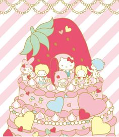 Sanrio Strawberry News