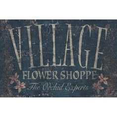 You'll love the Flower Shoppe Canvas Print at Joss & Main - With Great Deals on all products and Free Shipping on most stuff, even the big stuff.