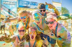 Color Obstacle Rush Newcastle