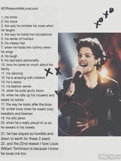 #22reasonswhywelovelouis HAPPY BIRTHDAY LOUIS I LOVE YOU SO MUCH I CANT EVEN EXPLAIN IT!!  IM SO PROUD OF YOU!!!! <3 - please dont repin :) or at least change what i said goodnight guys <3 - Hailey