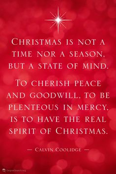Duniawi meaning of christmas