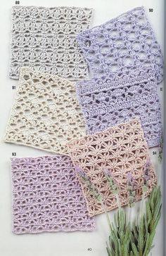 262 Crochet Patterns. Обсуждение на LiveInternet - Российский Сервис Онлайн-Дневников