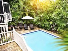 Awesome house right by beach! Private heated pool, hi-speed internet, bicyclesVacation Rental in Sanibel Island from @homeaway! #vacation #rental #travel #homeaway