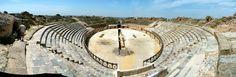Ingeniería Romana: Oudna. La antigua Uthina, en Túnez.
