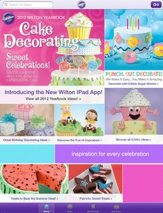FREE!:  Wilton makes treat decorating easy so you can make it amazing!