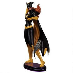 DC Collectibles DC Comics Cover Girls Batgirl Statue >>> Check out the image by visiting the link. (This is an affiliate link) Batgirl, Batwoman, Stanley Lau, Dc Comics, Batman Figures, Comic Store, Batcave, Beautiful Gorgeous, Gotham City