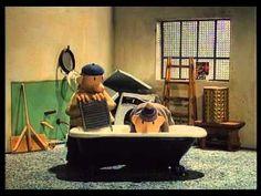 Buurman en Buurman - Wasdag De goede link is : https://www.youtube.com/watch?v=kiuW8qLTHNg . herhaling van woordenschat 'kleding wassen'en introductie van het weven