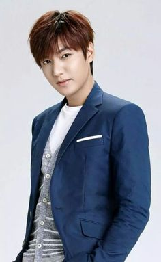 Lee Min Ho | Very charming and handsome  in this Lotte magazine july 2014