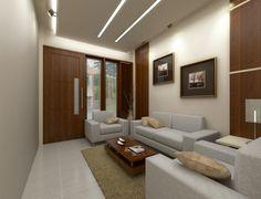 desain ruang tamu rumah type 36