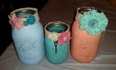 3 Mason Jar Kit