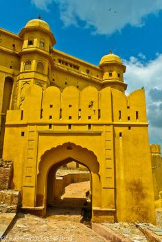 Amber Fort, Jaipur                                                                                                                                                     More