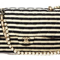 Chanel bag, $3,800, select Chanel stores.-Wmag