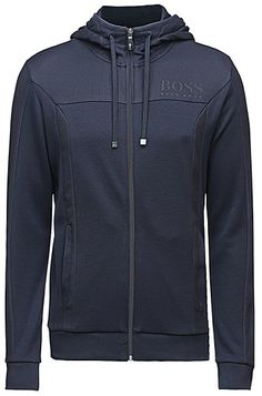 Hugo Boss Sweatshirt Jacket