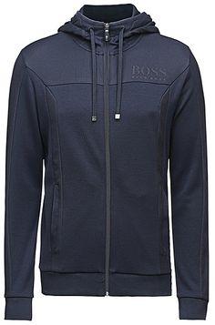 Hugo Boss Sweatshirt Jacket
