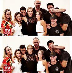 #Arrow cast ♥