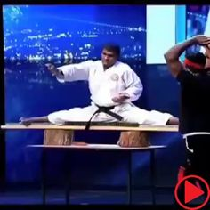 Kung Fu Master - India's Got Talent
