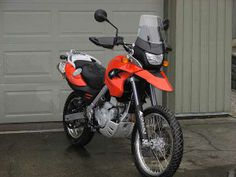 Mirage1 fairing on the BMW F650 Gs #adventure #dualsport