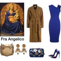 Fra Angelico Inspired