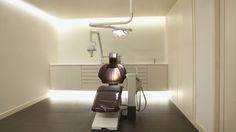 Projects PORCELANOSA Grupo: Iván Malagón *Clinic, Madrid. El prestigioso odontólogo Iván Malagón ha escogido el Edificio Girasol, en el exclusivo barrio de Salamanca de Madrid, para instalar su nueva clínica dental.