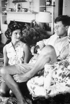 Jackie and Jack, 1953