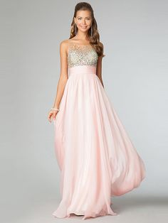 looking for dresses for my daughters sweet sixteen..this is simple but elegant