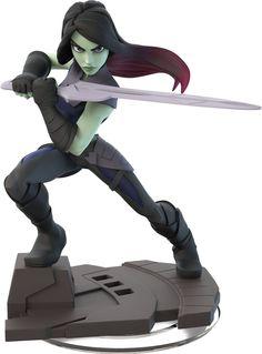 ArtStation - Gamora - Disney Infinity 2.0 - Toy Sculpt, Shane Olson