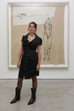 REFORMED BAD-GIRL ARTIST TRACEY EMIN: She built a blockbuster career on broken relationships and public outrage.