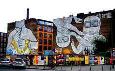 2013 Best 50 Forms of Street Art : Freakify.com